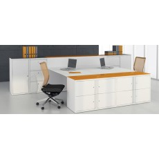 Freedom H:D Swan Neck Filing Cupboards (800 mm wide / 712 mm high)