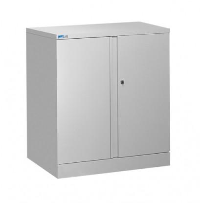 Executive Flat Pack 2 Door Cupboard with 1 Shelf