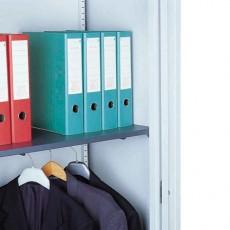 Wardrobe shelf & shelf brackets (1200 mm wide)