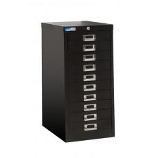 Multidrawers - 10 Drawer (Locking)