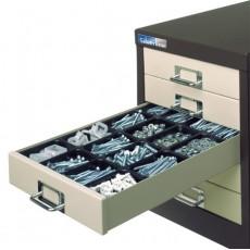 Multidrawer - 16 Compartment Plastic Tray