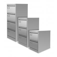 Executive 4 Drawer Filing Cabinet
