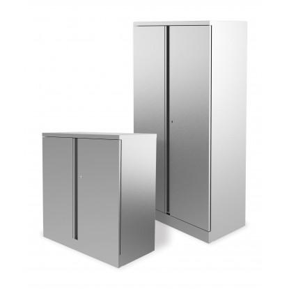 M:Line Cupboards Assembled - No Shelves (800 mm wide / 1020 mm high)