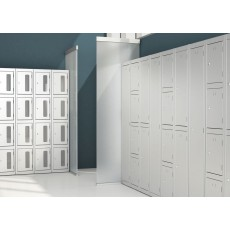 Kontrax Standard Vision Combination Shelf Unit