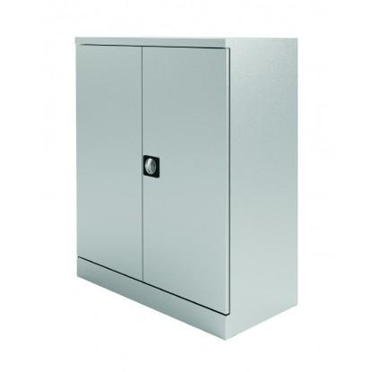 Kontrax 1020 mm High Assembled Cupboard - No Shelves
