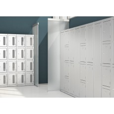 Kontrax Standard 4 Tier Locker