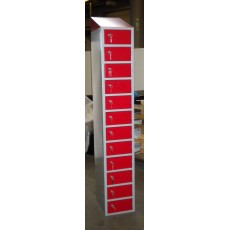 Kontrax Standard 10 Tier Locker